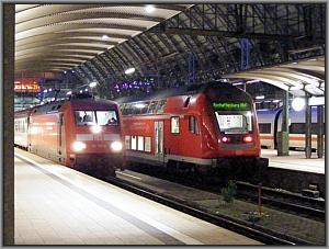 101 105 in Frankfurt (Main) Hbf