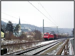 152 006 in Bad Kösen