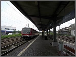 629 002 als RB 13622 in Mainz-Mombach